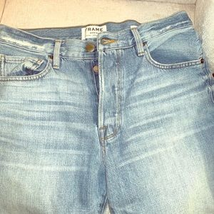 Frame Denim Le Original high waisted jeans